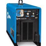 Dimension™ 650 Multiprocess Welder Front - Tomag Enterprises Limited