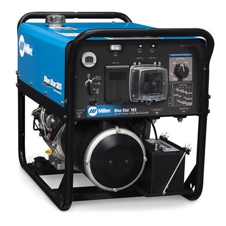 Miller Blue Star 185 - Tomag Enterprises Limited - Welding Machines in Kenya