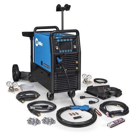 Multimatic® 255 Multiprocess Welder Front - Tomag Enterprises Limited