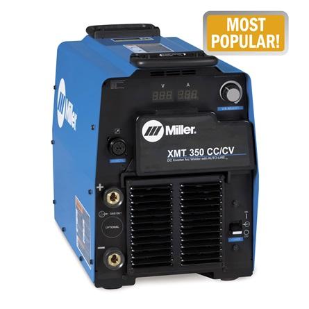 XMT® 350 Multiprocess Welder - Tomag Enterprises Limited Welding Machine